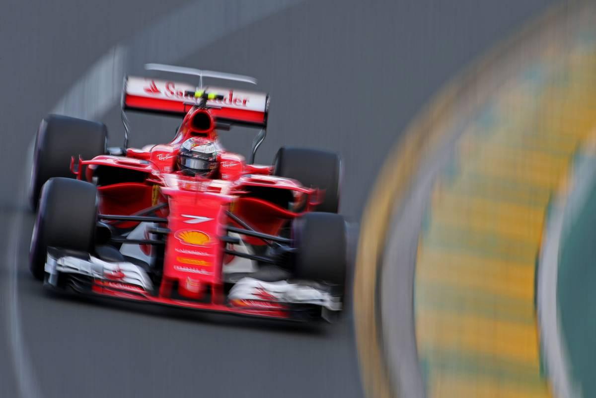 Kimi Räikkönen (Fotó: XPB)