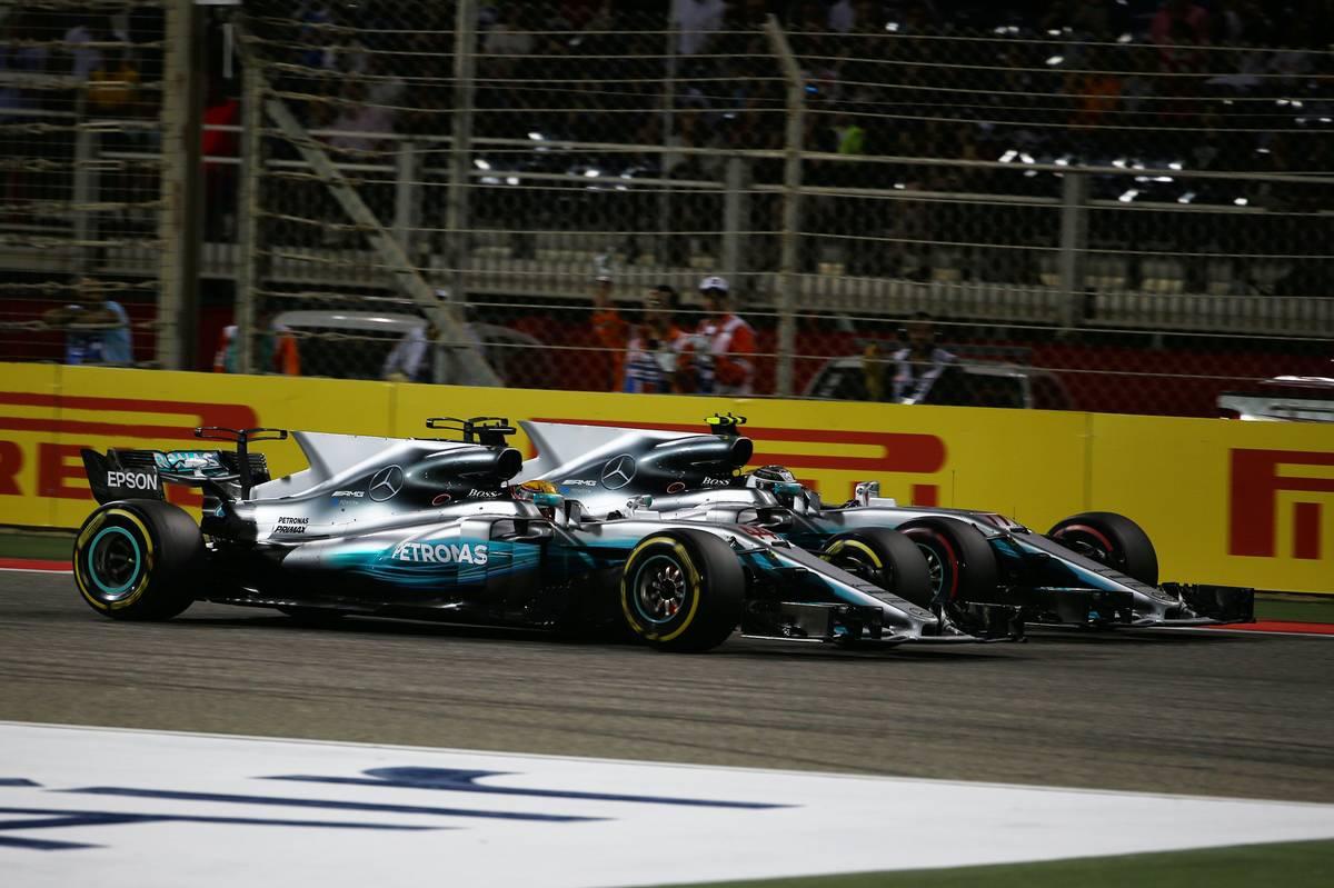 Lewis Hamilton és Valtteri Bottas (Fotó: XPB)