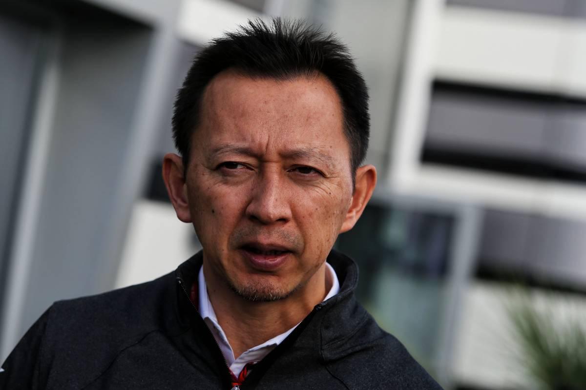 Juszuke Haszegava (Fotó: XPB)
