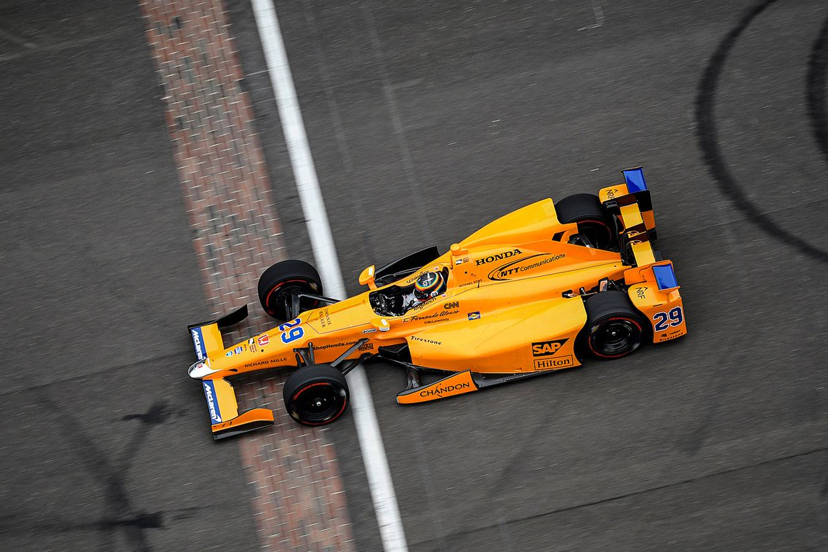 Fernando Alonso (Fotó: McLaren-Honda-Andretti)