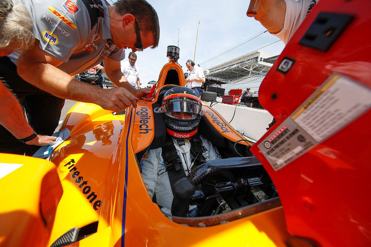 Fernando Alonso (Fotó: McLaren)