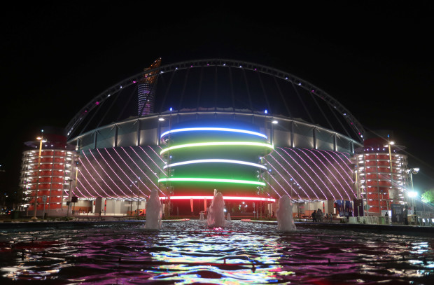 Khalifa International Stadium (Fotó: Reuters)