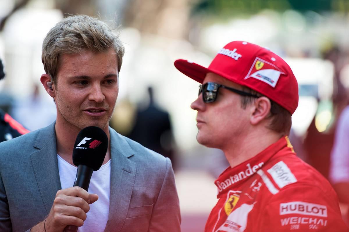 Rosberg: Raikkonen could have worked harder in F1