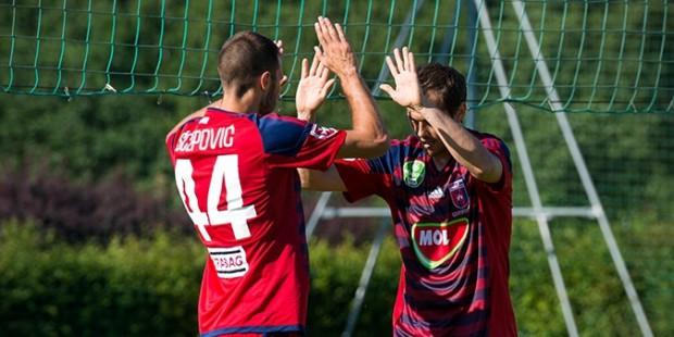 Scsepovics és Lazovics, a Videoton két támadója (Fotó: vidi.hu)
