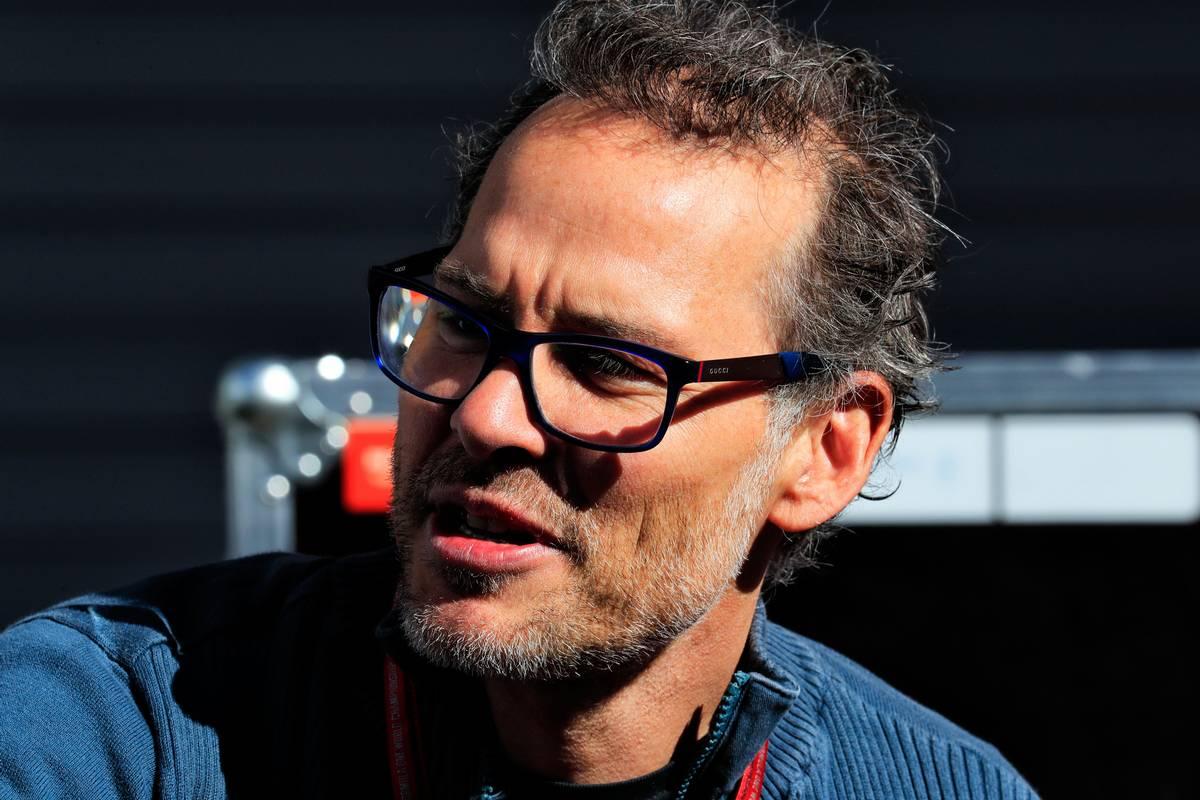 Jacques Villeneuve (Fotó: XPB)
