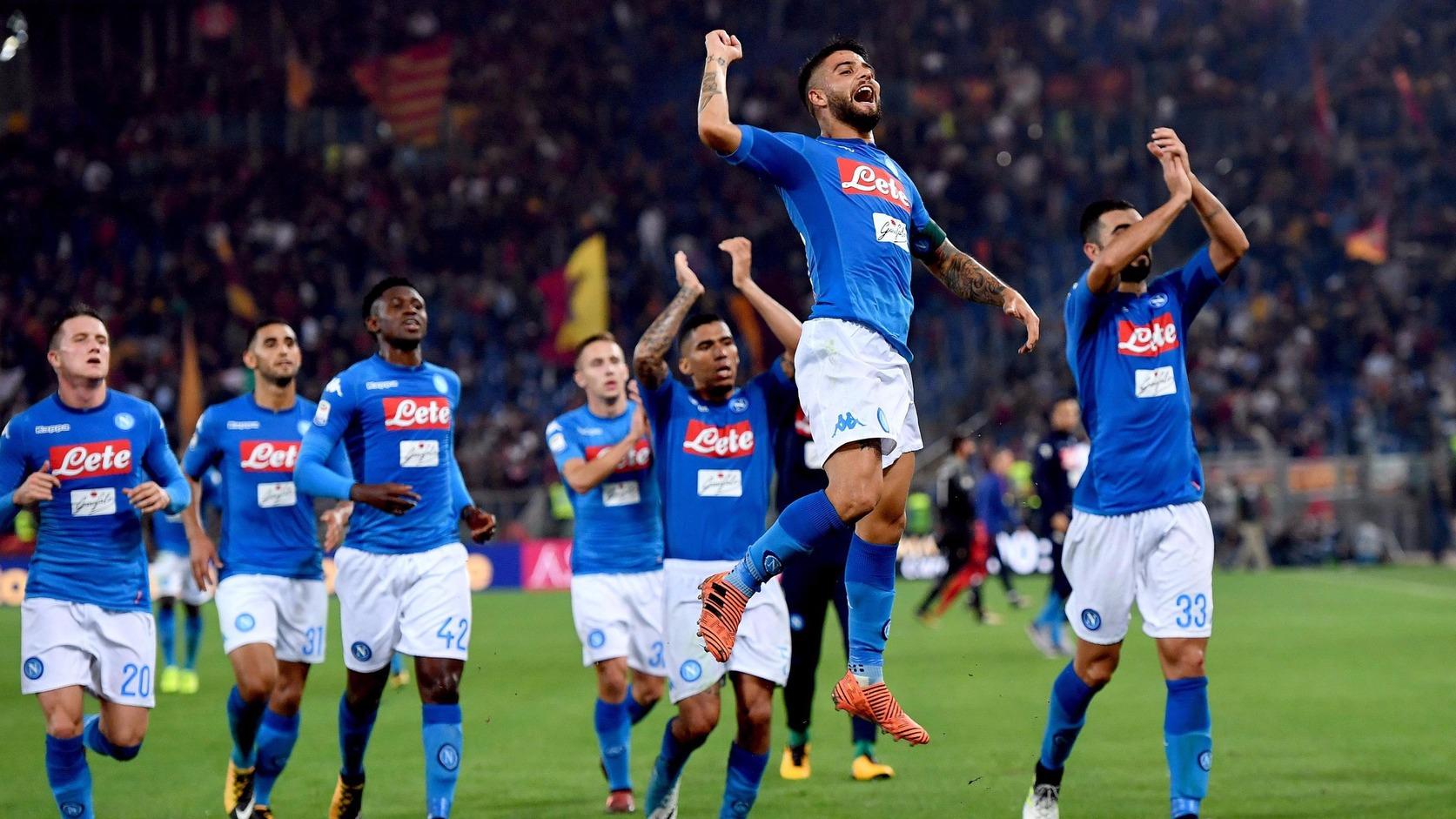 a50c7de59b A Roma sem tudta elvenni a Napoli veretlenségét | M4 Sport