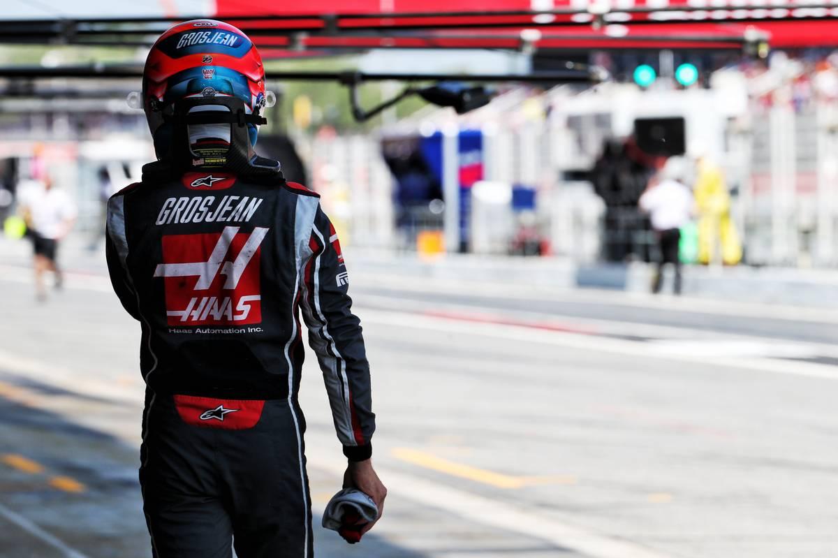 Romain Grosjean (Fotó: XPB)