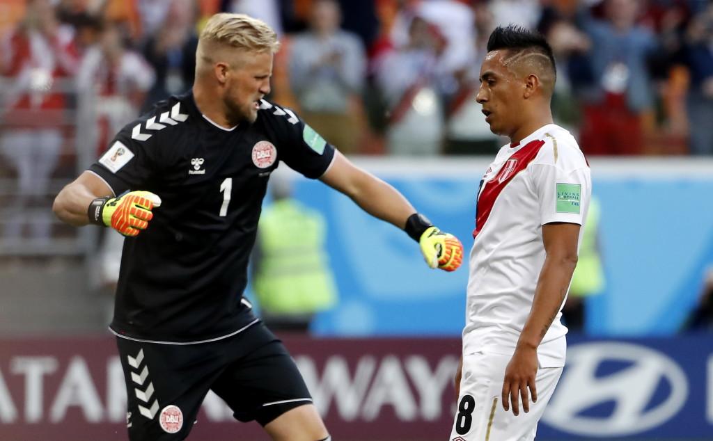 Dánia–Peru (1–0) | M4 Sport
