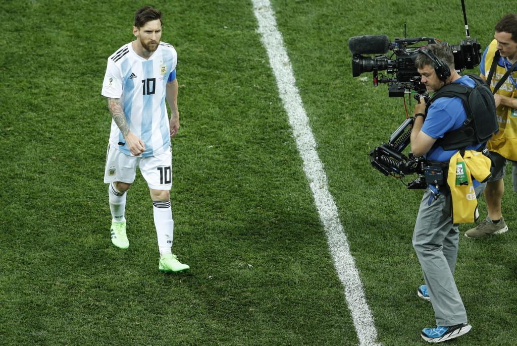 Padlón az argentinok, a horvátok hármat számoltak Messiékre (Videó!)