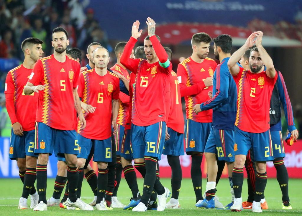 Marokkó elleni döntetlennel csoportelső Spanyolország (Videó!)