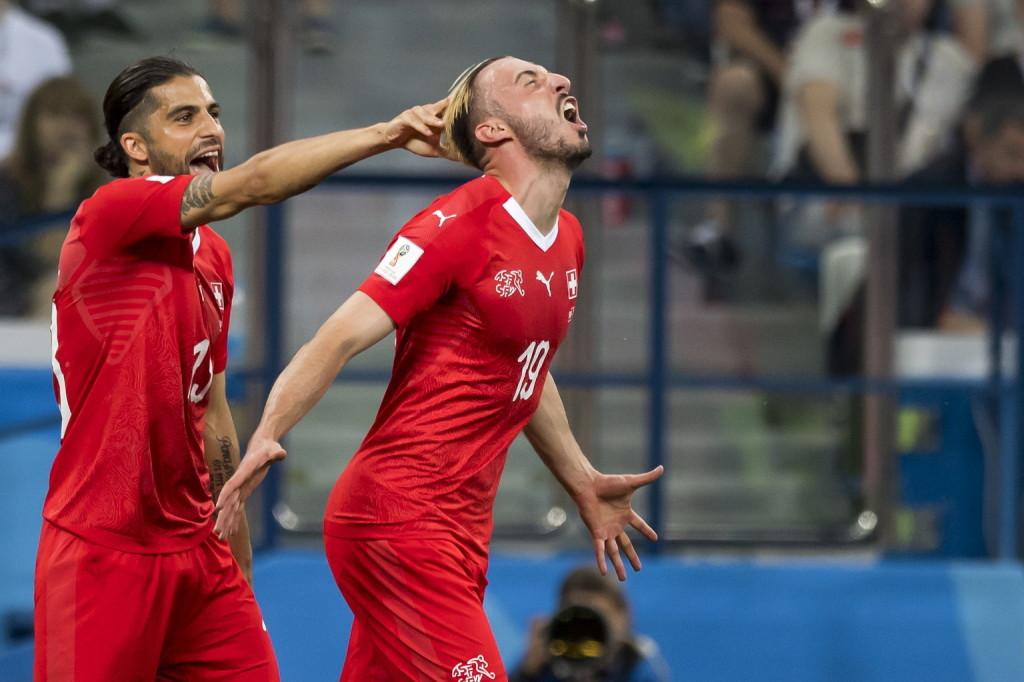 Svájc ikszelt Costa Ricával, és a 16 közé jutott (Videó!)