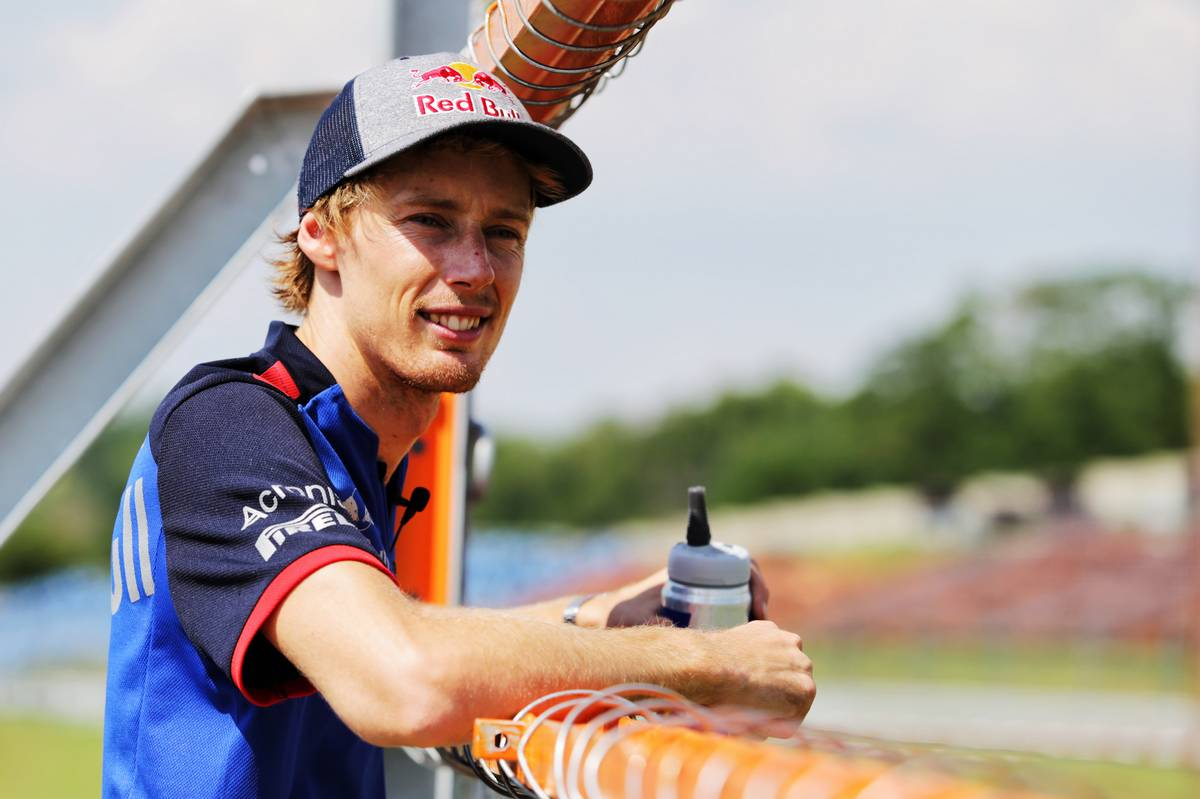 Brendon Hartley (Fotó: XPB)