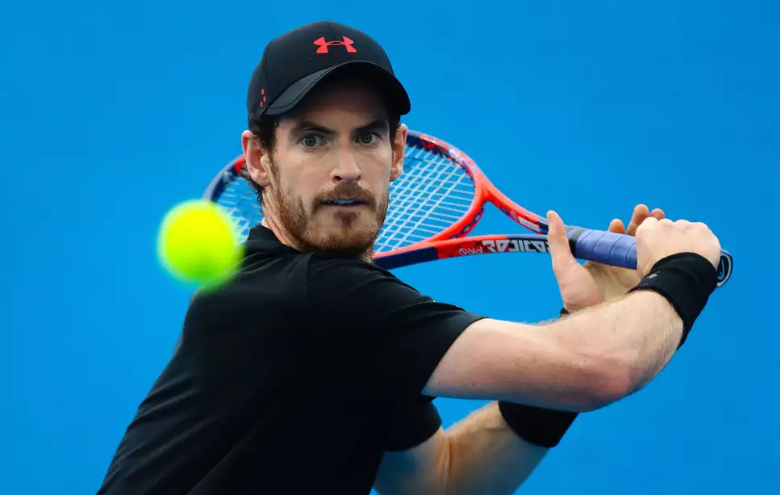 Andy Murray (Forrás:The Independent)