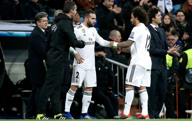 Dani Carvajal és Marcelo (Fotó: Getty Images)