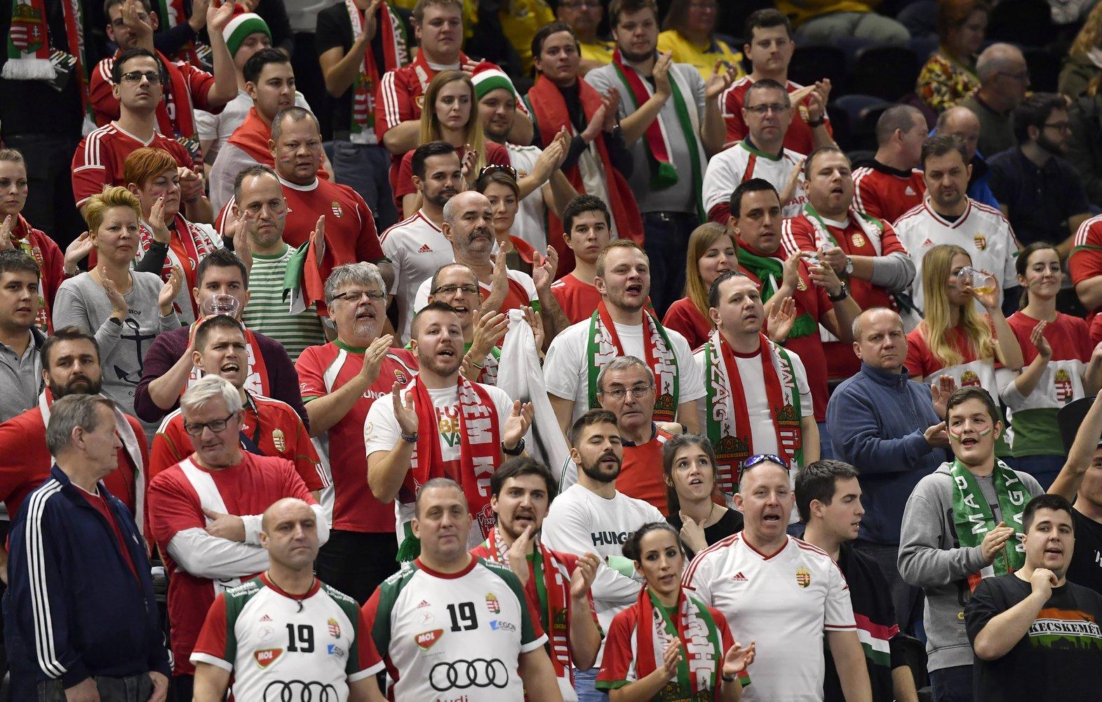 Csütörtökön magyar napot tartanak a kézi-vb szurkolói zónájában  08c27c125b