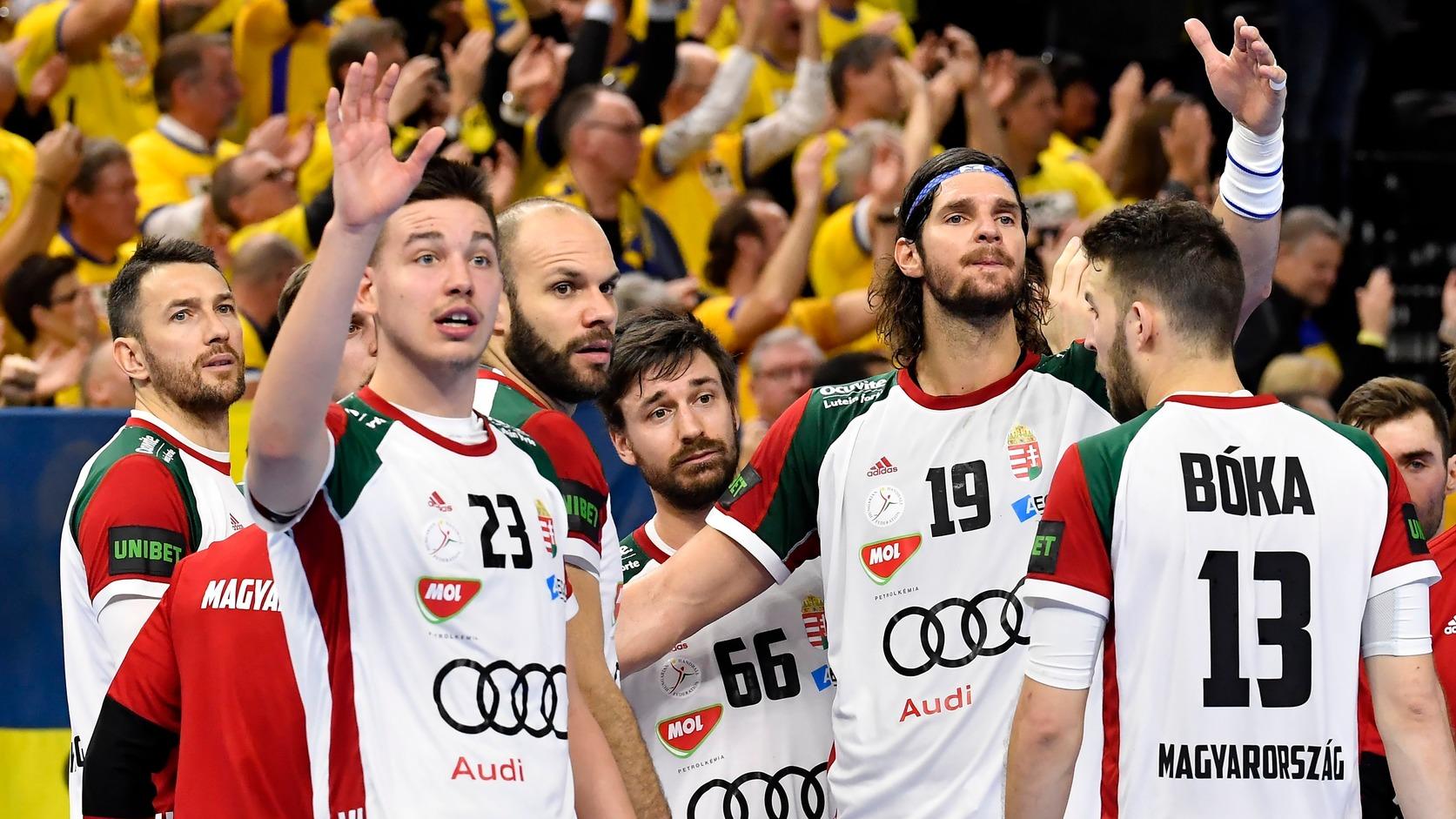 A magyar kéziválogatott középdöntős ellenfelei sok mutatóban verik a ... 46132eb167