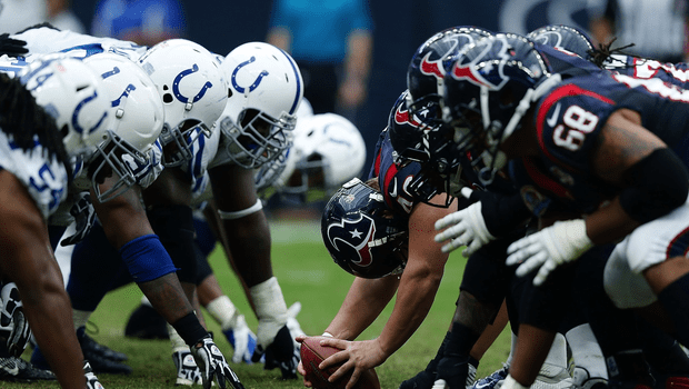 Indianapolis Colts - Houton Texans (Fotó: DWRI News)