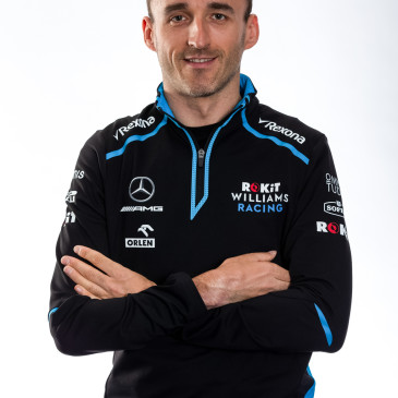 Robert Kubica (Fotó: Williams)
