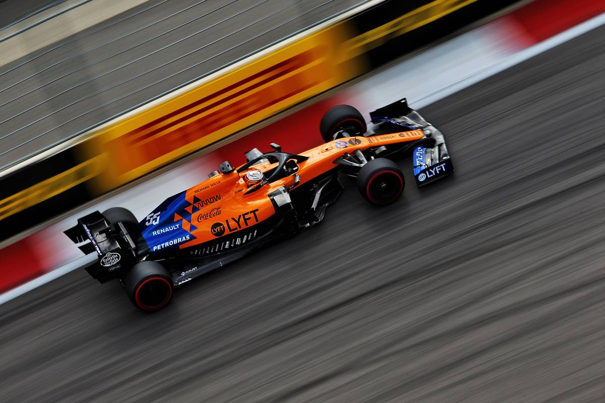Motor Racing - Formula One World Championship - Russian Grand Prix - Qualifying Day - Sochi, Russia