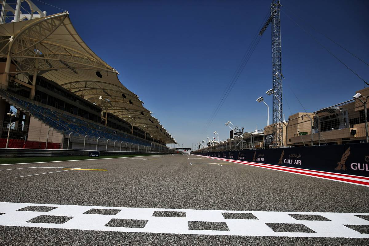 Motor Racing - Formula One World Championship - Bahrain Grand Prix - Preparation Day - Sakhir, Bahrain