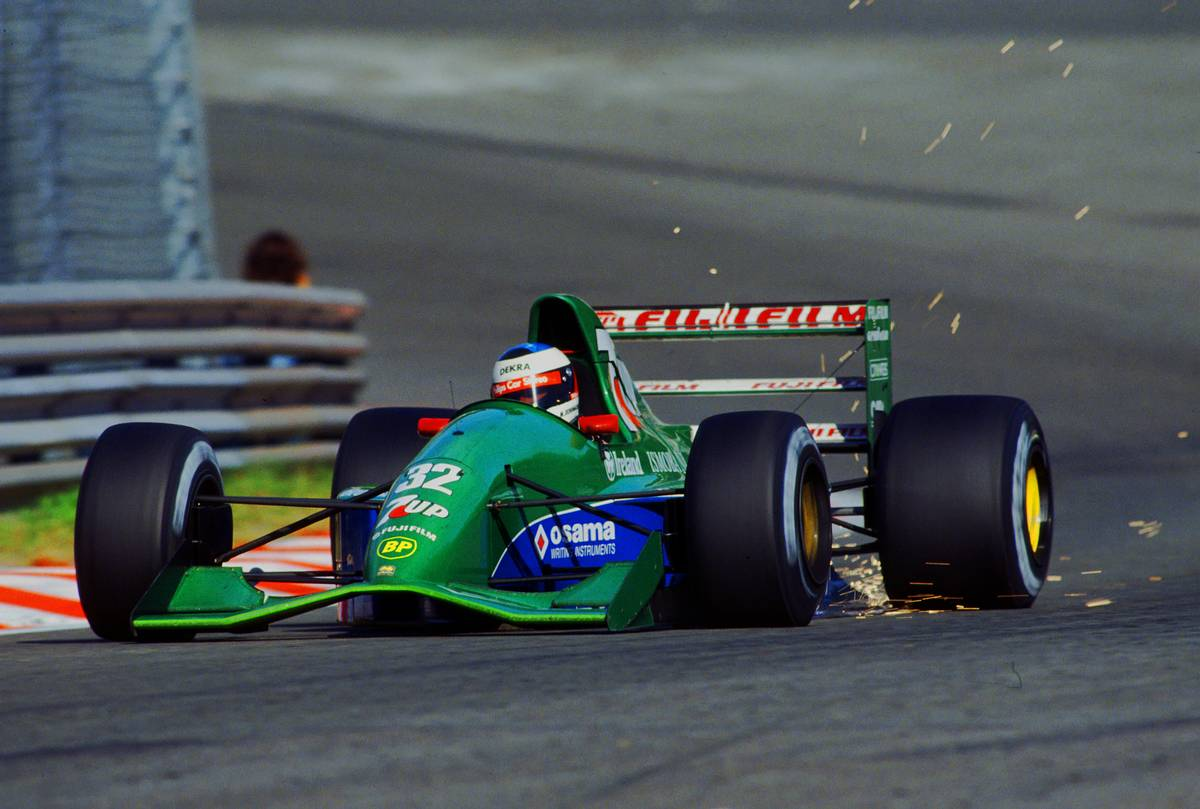 Belgian Grand Prix Spa Francorchamps (BEL) 23-25 08 1991