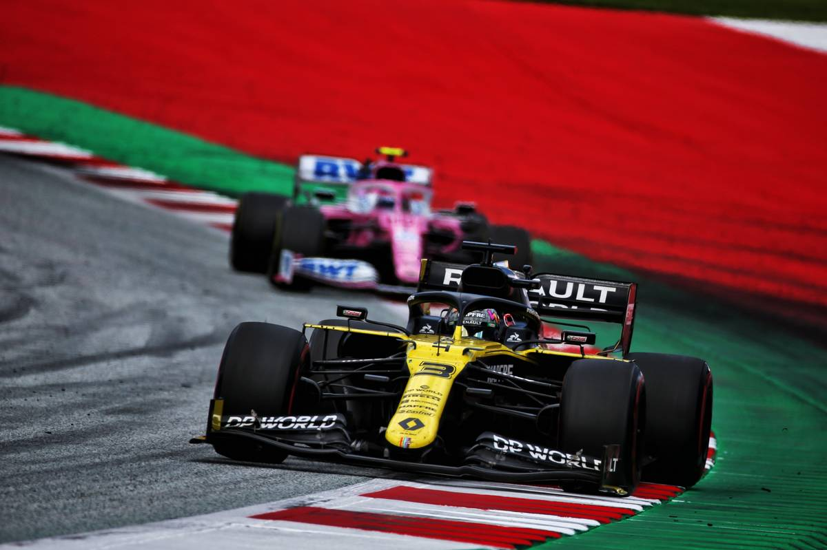 Motor Racing - Formula One World Championship - Steiermark Grand Prix - Race Day - Spielberg, Austria