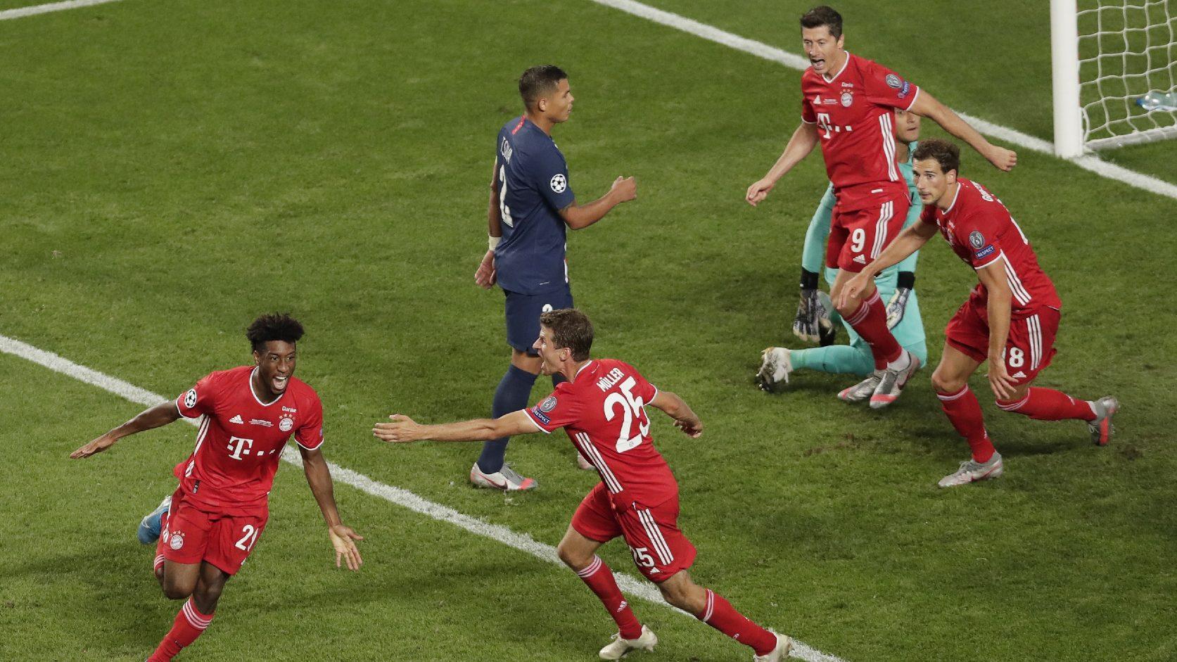 PSG-nevelés döntött – BL-győztes a Bayern München | M4 Sport