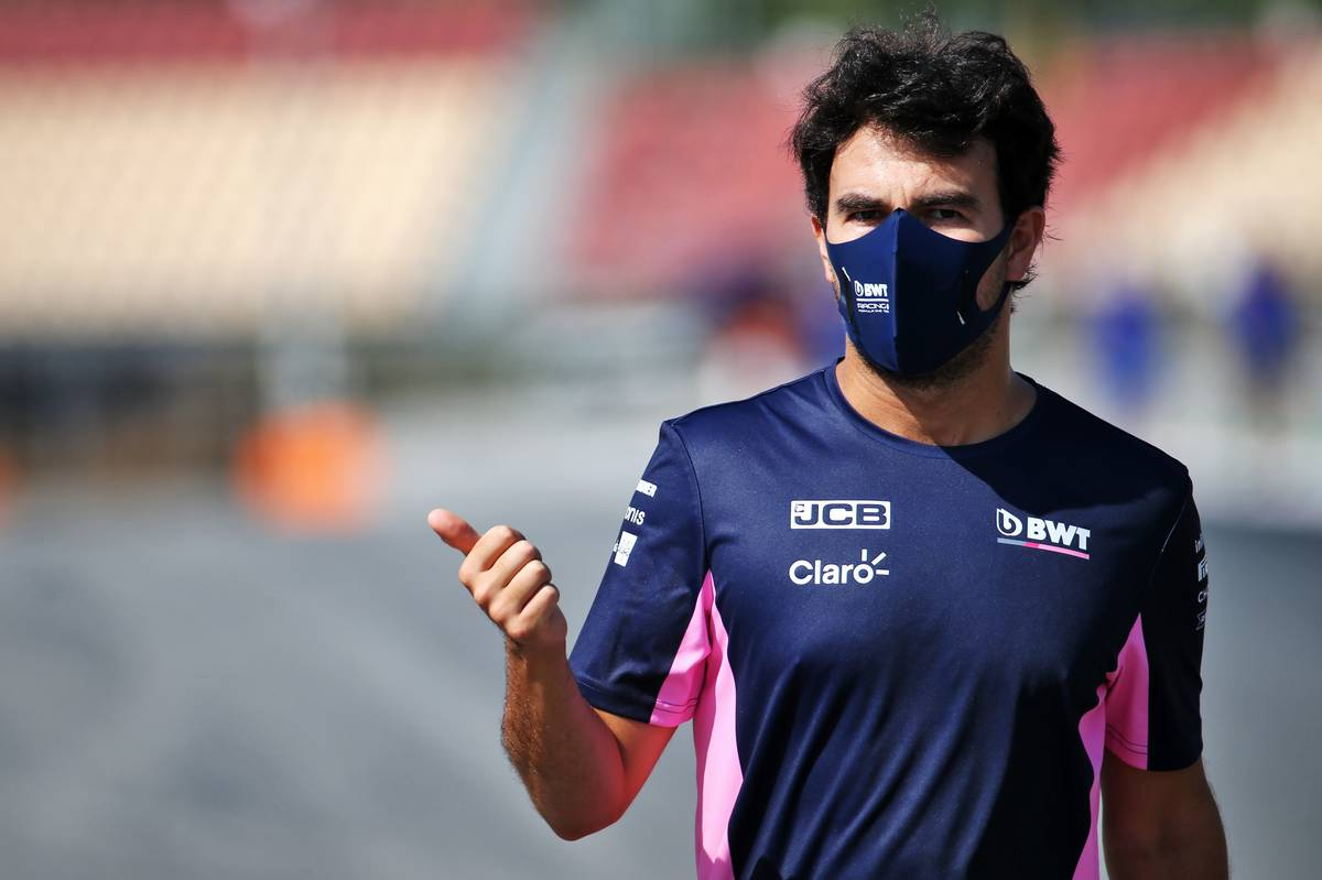 Motor Racing - Formula One World Championship - Spanish Grand Prix - Preparation Day - Barcelona, Spain