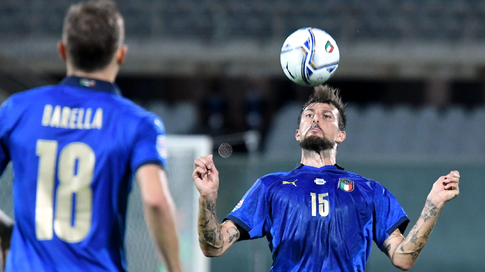 ITALY SOCCER UEFA NATIONS LEAGUE