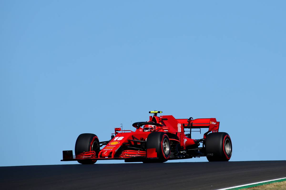 Motor Racing - Formula One World Championship - Portuguese Grand Prix - Qualifying Day - Portimao, Portugal