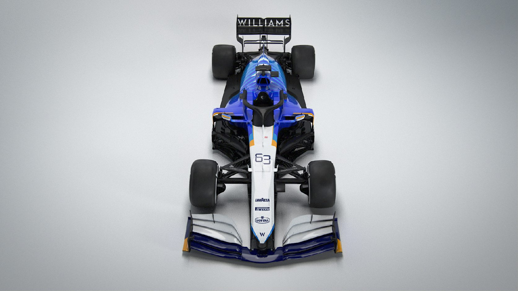 A Williams FW43B (Fotó: Williams)