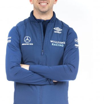 Nicholas Latifi (Fotó: Williams)