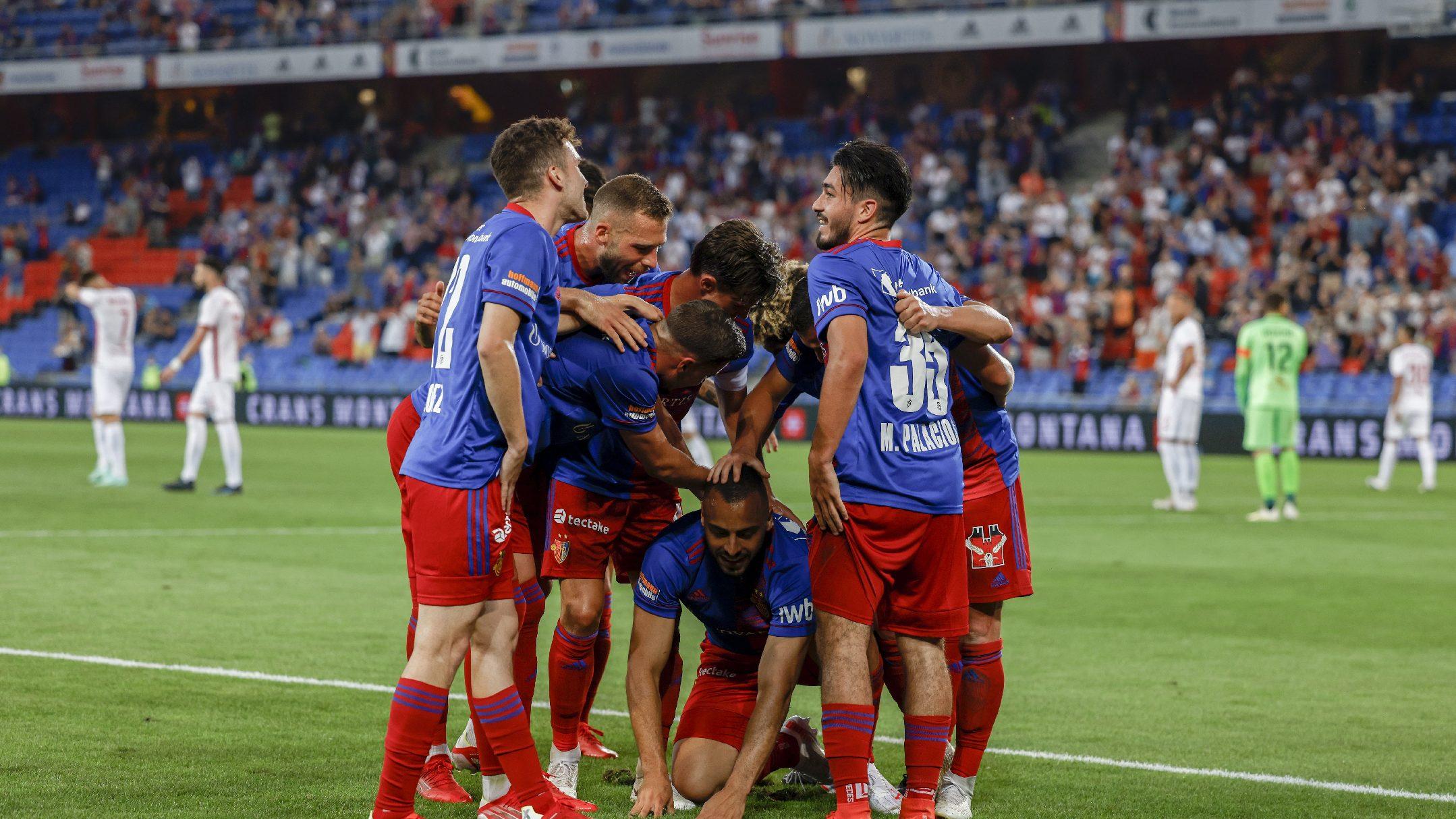 A Basel lesz az Újpest ellenfele az Ekl harmadik fordulójában